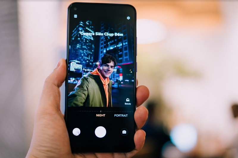 điện thoại vivo siêu chụp đêm Y50