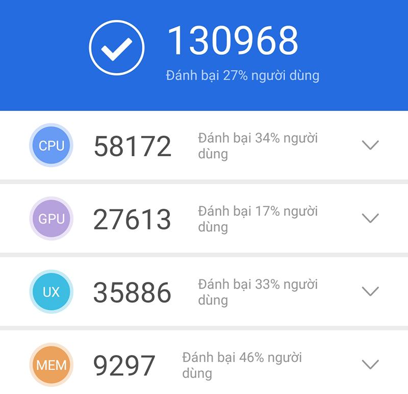 Điện thoại Huawei Y9 Prime 2019 | Điểm Antutu