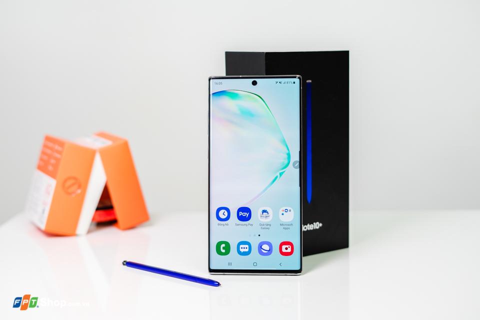Màn hình Galaxy Note 10+