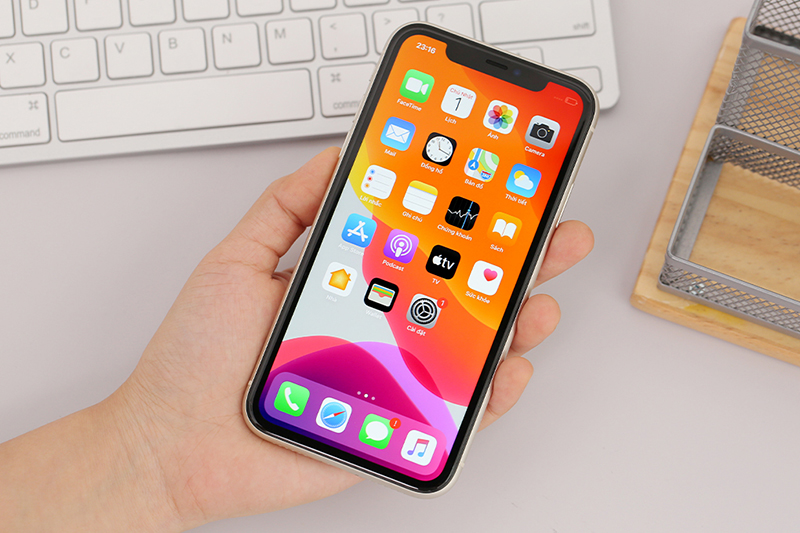 Điện thoại iPhone 11 256GB | Hiệu năng mạnh mẽ