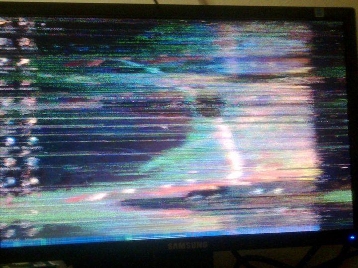 kiểm tra card màn hình có bị lỗi