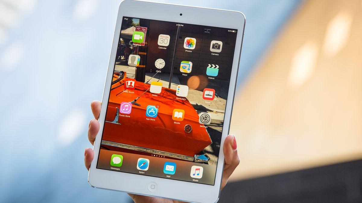 Dòng iPad 7.9 inch này (hiện là iPad Mini 5)