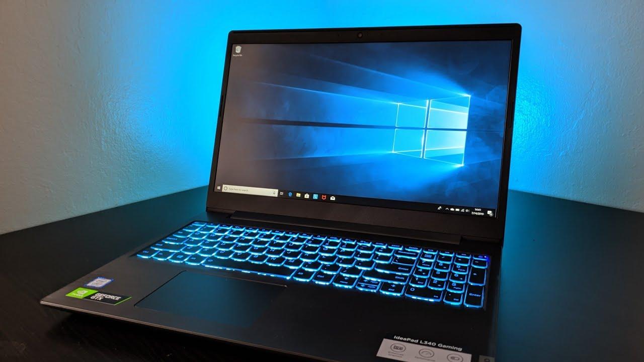 Review] Laptop Gaming Lenovo Ideapad L340: đánh giá cấu hình gaming