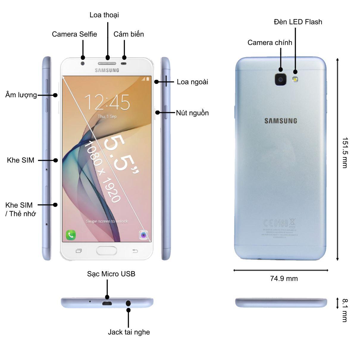 Samsung Galaxy J7 Prime - Giảm giá sốc   Fptshop.com.vn
