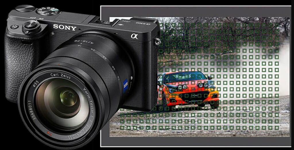 Khả năng lấy nét máy ảnh mirrorless