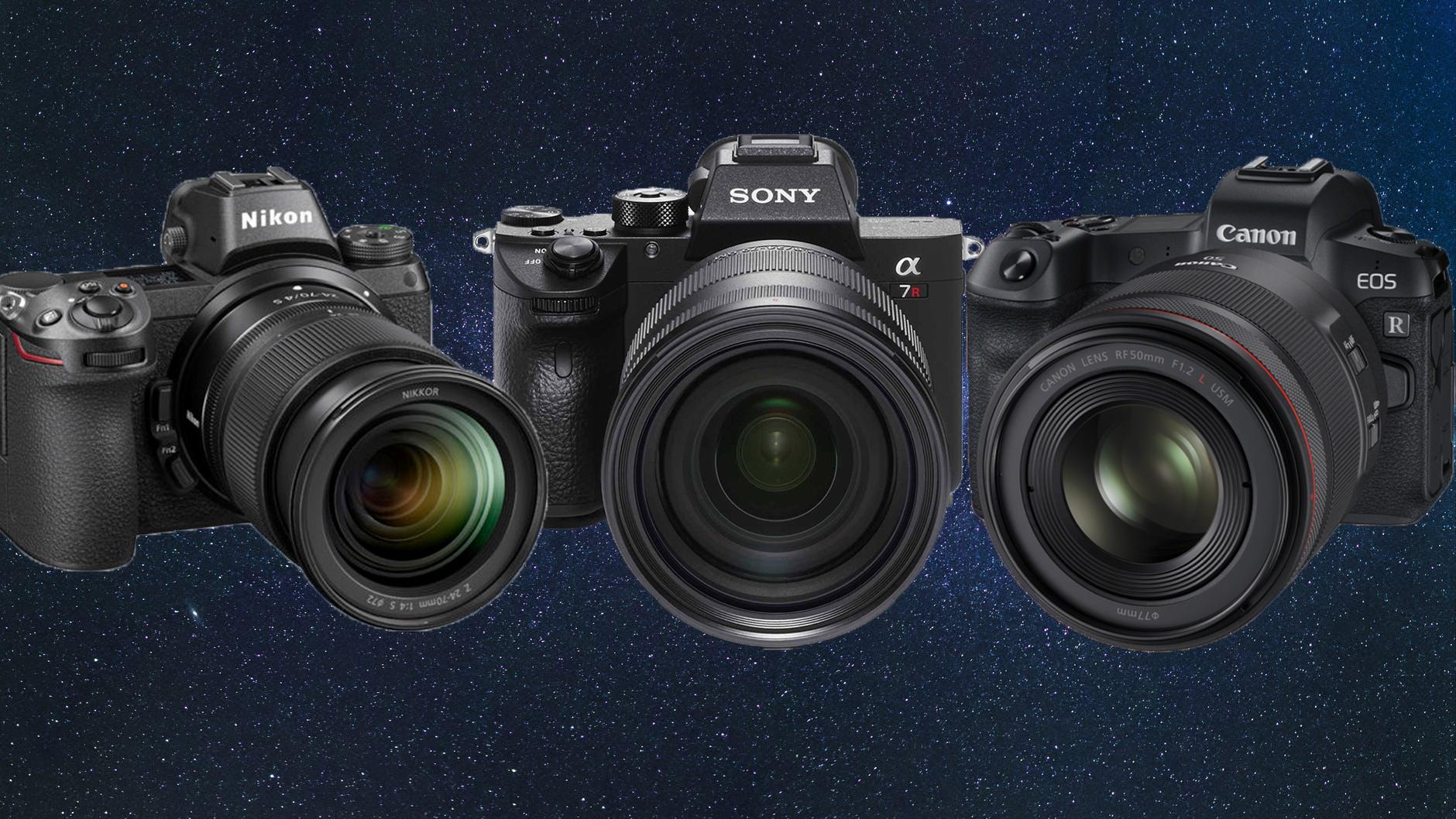 Máy ảnh mirrorless bùng nổ: Khi Canon và Nikon chính thức bước vào cuộc chơi | ELLE Man Việt Nam