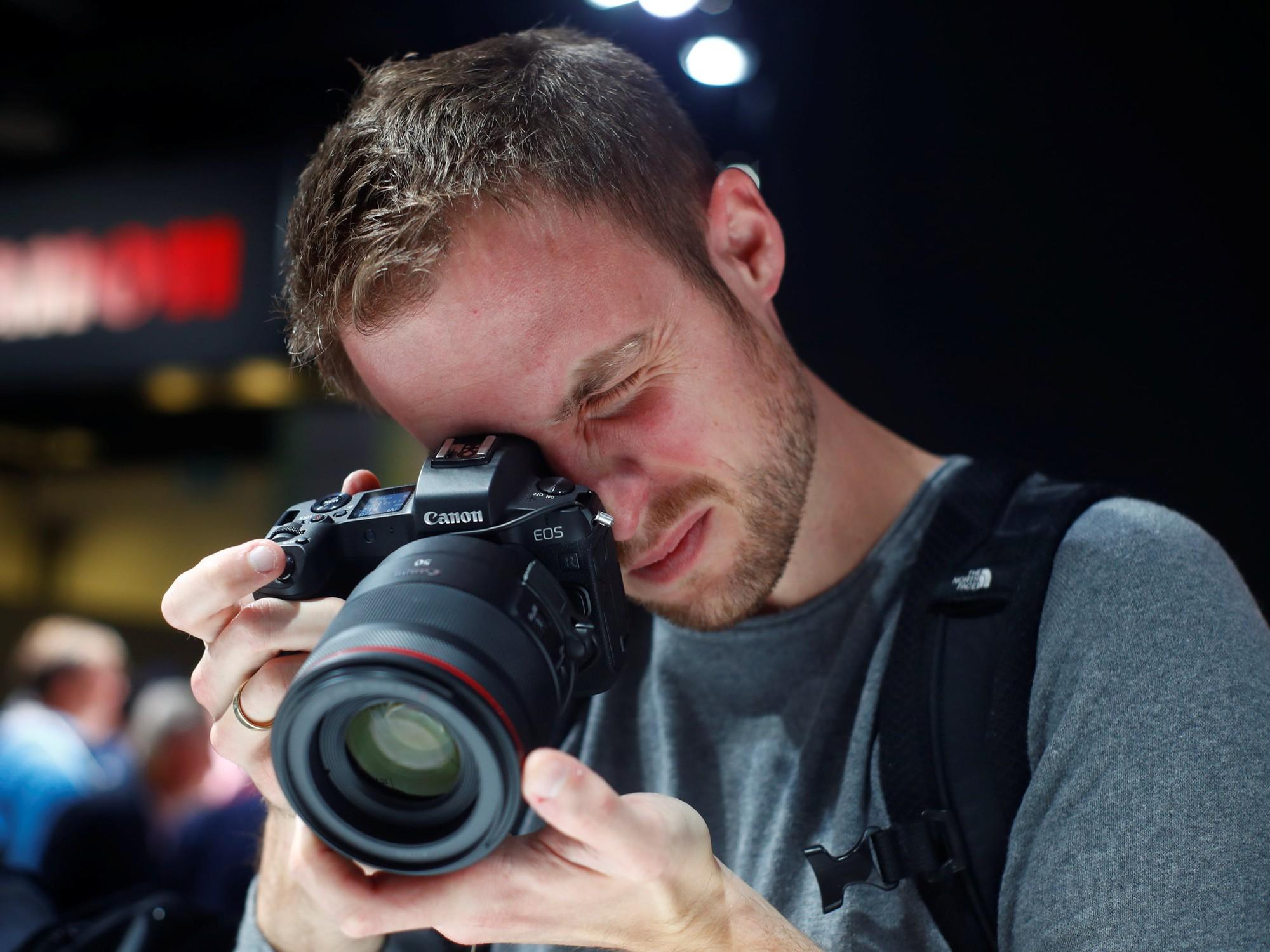 Máy ảnh không gương lật (Mirrorless) là gì?