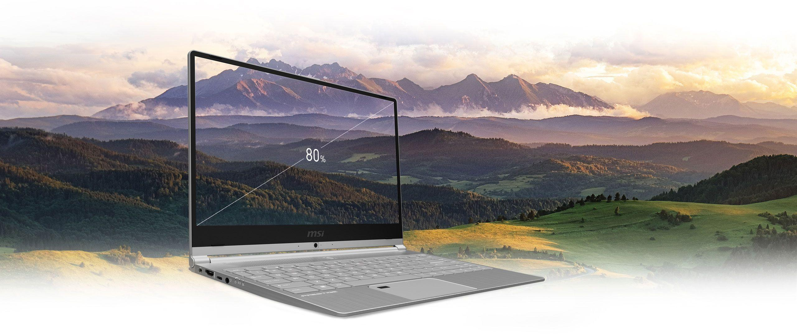 Laptop MSI Modern 14 A10M 1053VN
