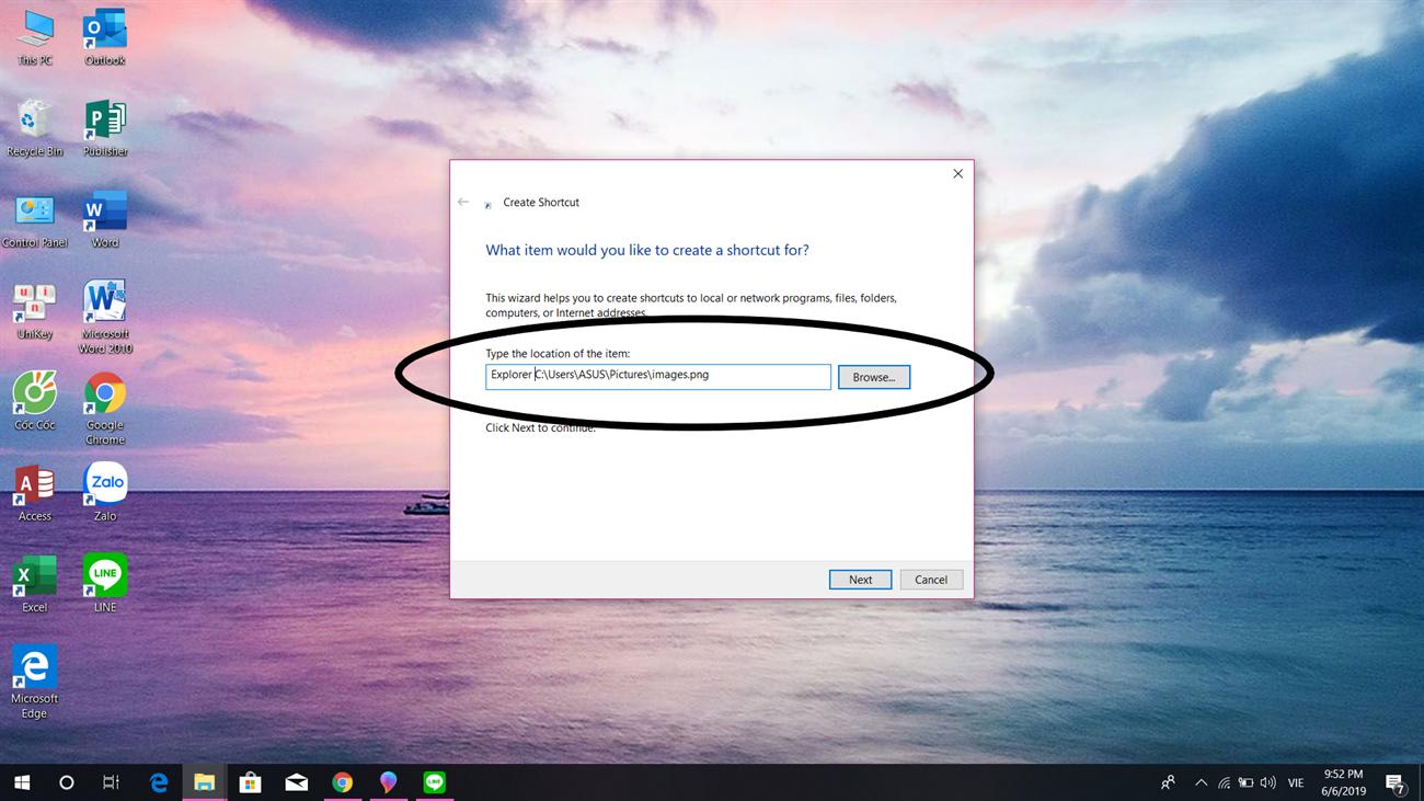 Cách chia đôi màn hình máy tính