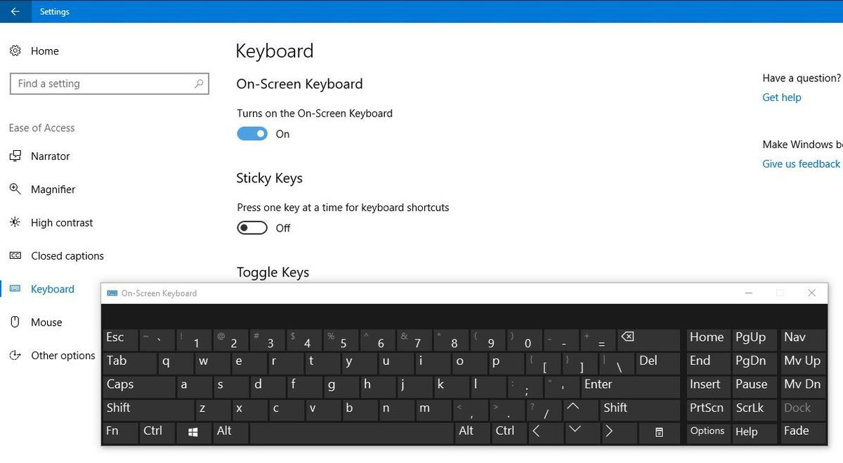 Hướng dẫn cách tắt bàn phím ảo trên Laptop nhanh nhất - Worklap.vn