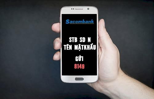 SMS Sacombank