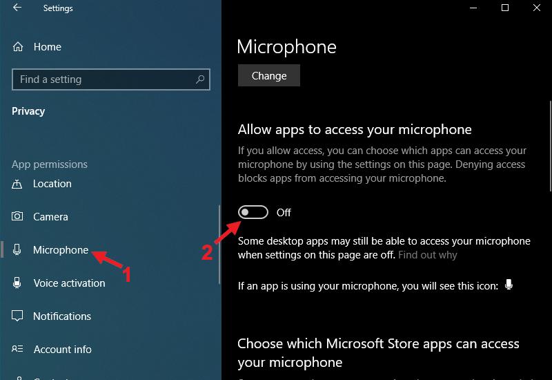 3 cách bật, tắt micro trên máy tính Windows đơn giản, nhanh chóng - Thegioididong.com