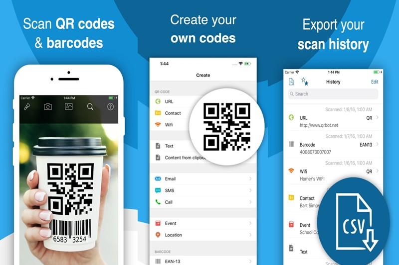 Ứng dụng kiểm tra mã vạch sản phẩm | An Lộc Việt