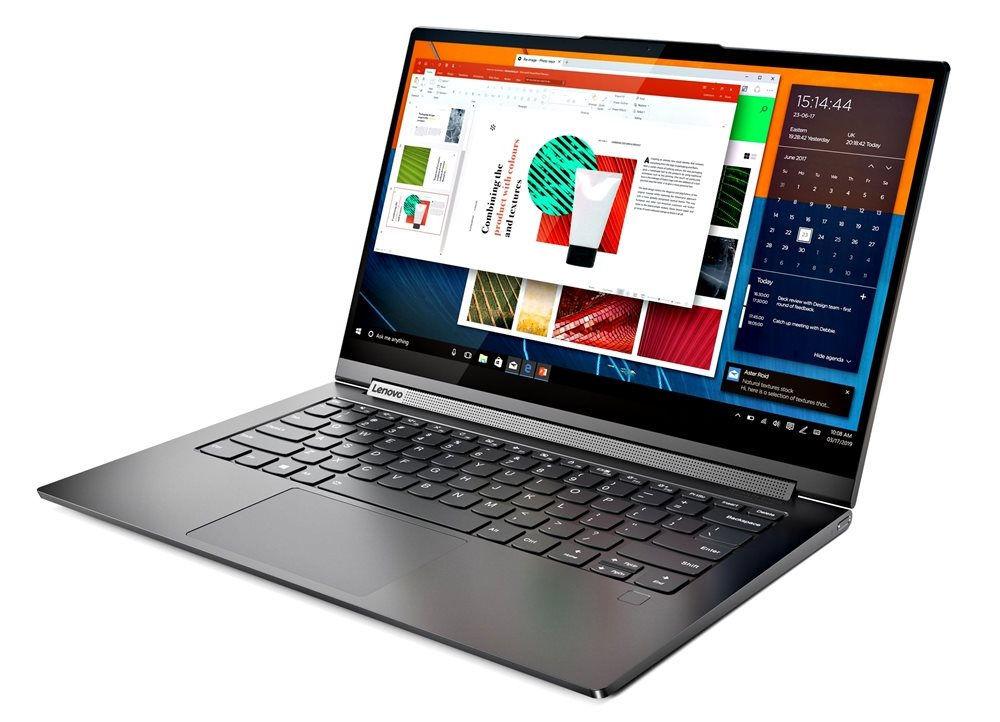 Những tính năng độc đáo của laptop cao cấp Yoga C940