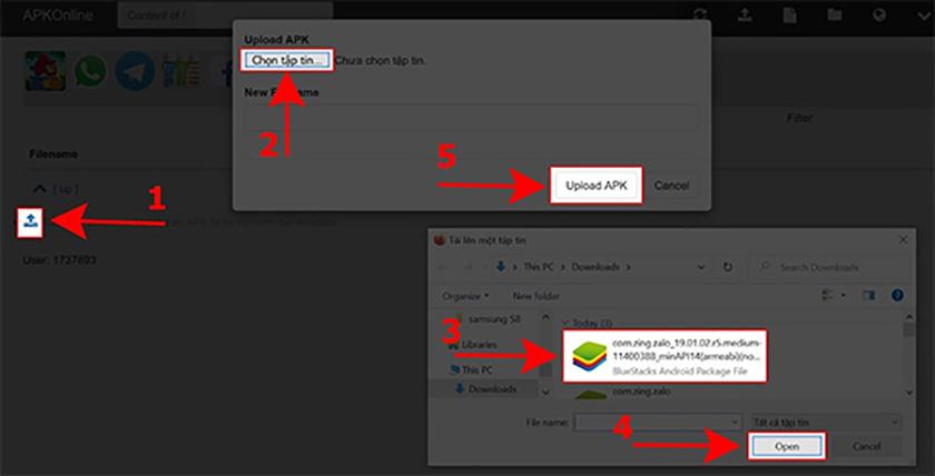 Cách xem nhật ký Zalo trên máy tính bằng giả lập web