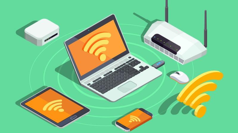 Cách khắc phục wifi không có tín hiệu hoặc vào mạng bị chậm