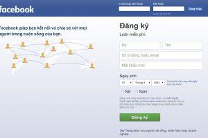 Cách ẩn ngày sinh trên facebook bằng máy tính