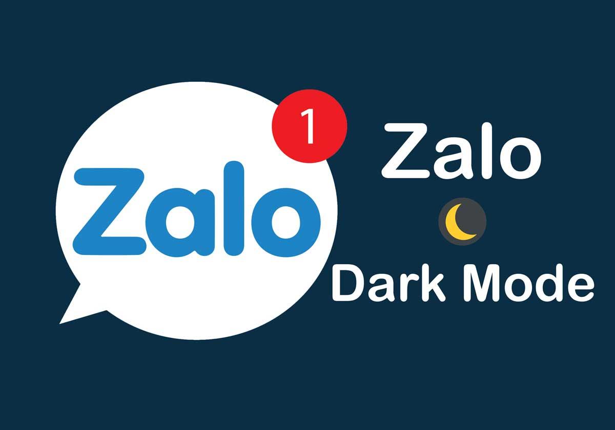 Chế độ tối siêu ngầu đã xuất hiện trên Zalo, thử ngay thôi! | Hoàng Hà  Mobile