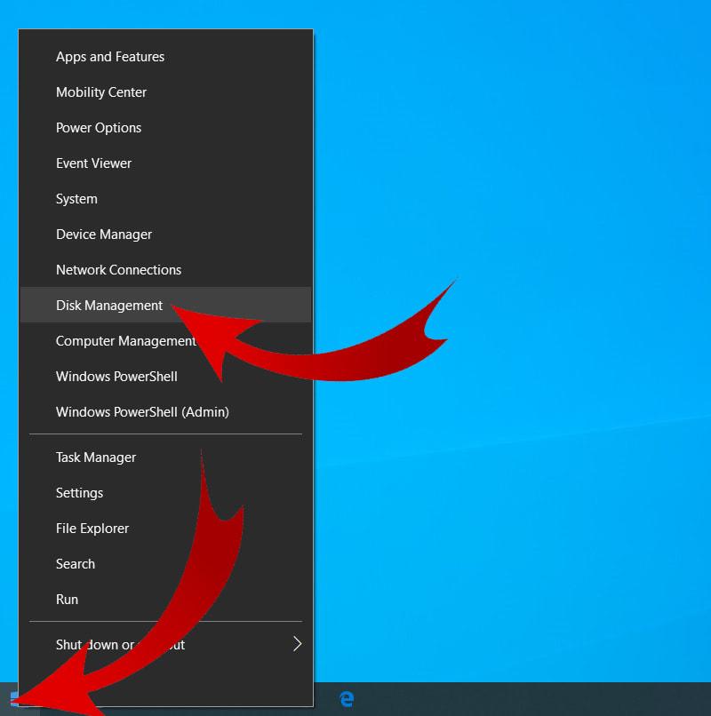 Cách gộp ổ đĩa trong Windows 10 02