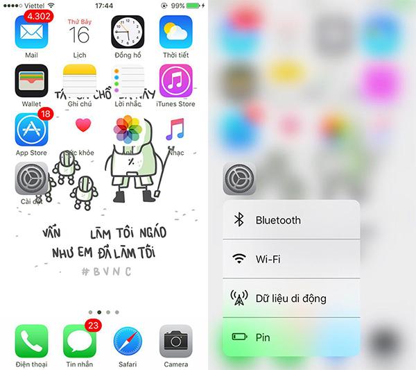 Sforum - Trang thông tin công nghệ mới nhất 1_1 Một số mẹo sử dụng 3D Touch trên iPhone hiệu quả nhất