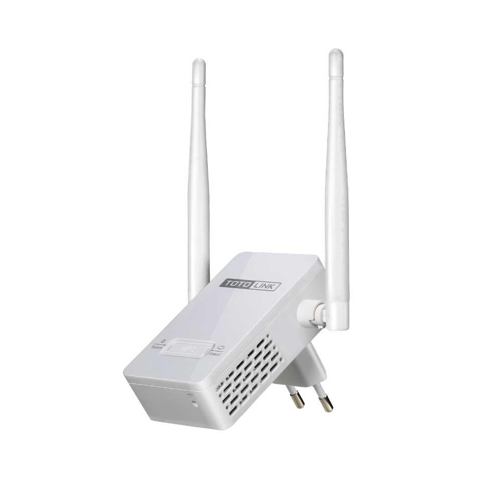 Bộ kích sóng Wifi Totolink EX201, Giá tháng 12/2020