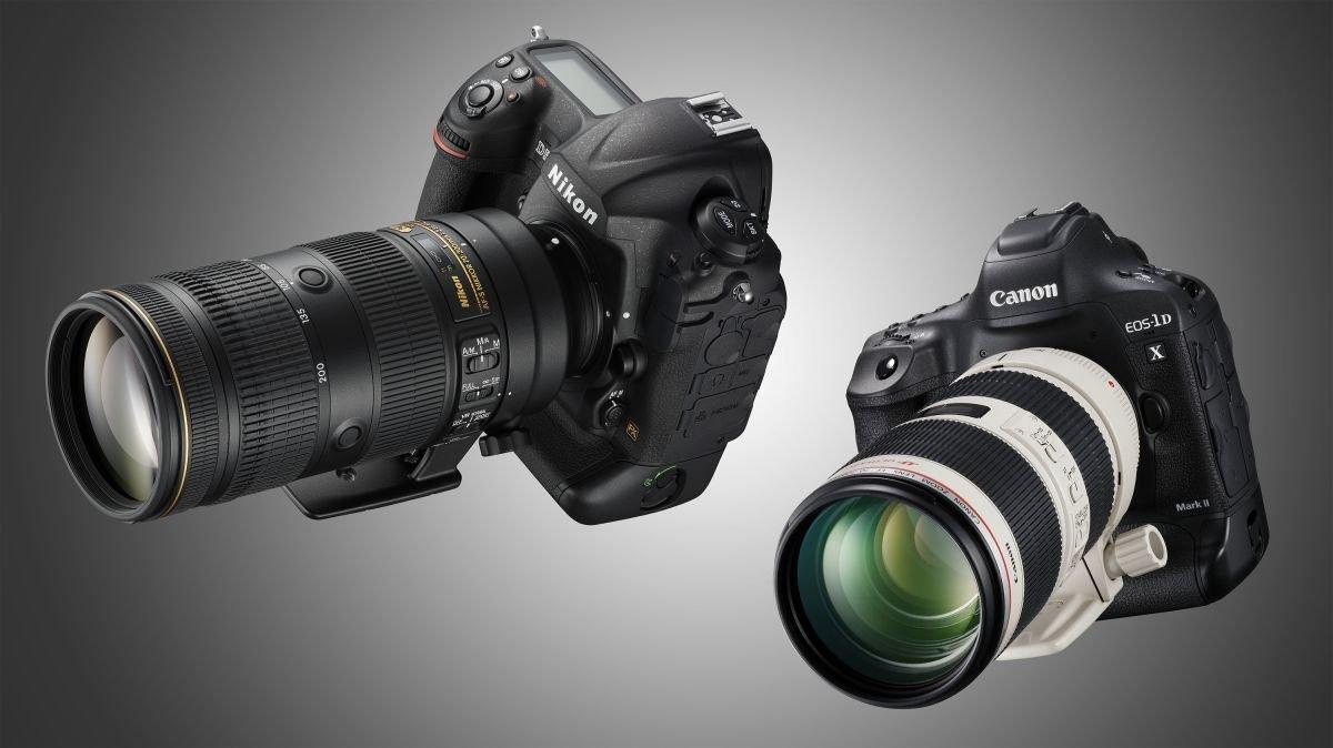 Top 5 máy ảnh đáng sở hữu nhất cho các nhiếp ảnh gia chuyên nghiệp -  VietReview.vn