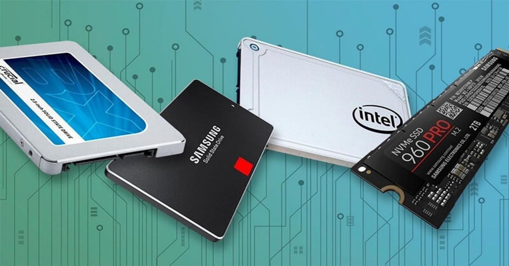 Mua ổ cứng di động, ổ cứng SSD ở đâu chính hãng, giá rẻ? - Quantrimang.com