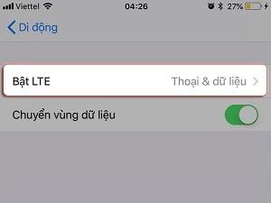 Volte là gì? Cách đăng ký VoLTE của Viettel