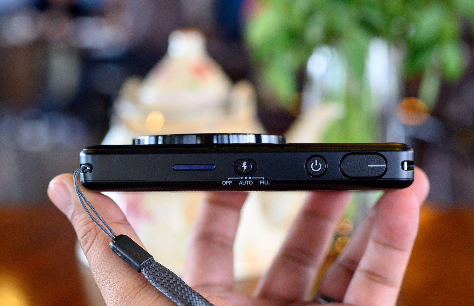 Máy Ảnh Canon ZV123 chính hãng giá tốt tại Binh Minh Digital