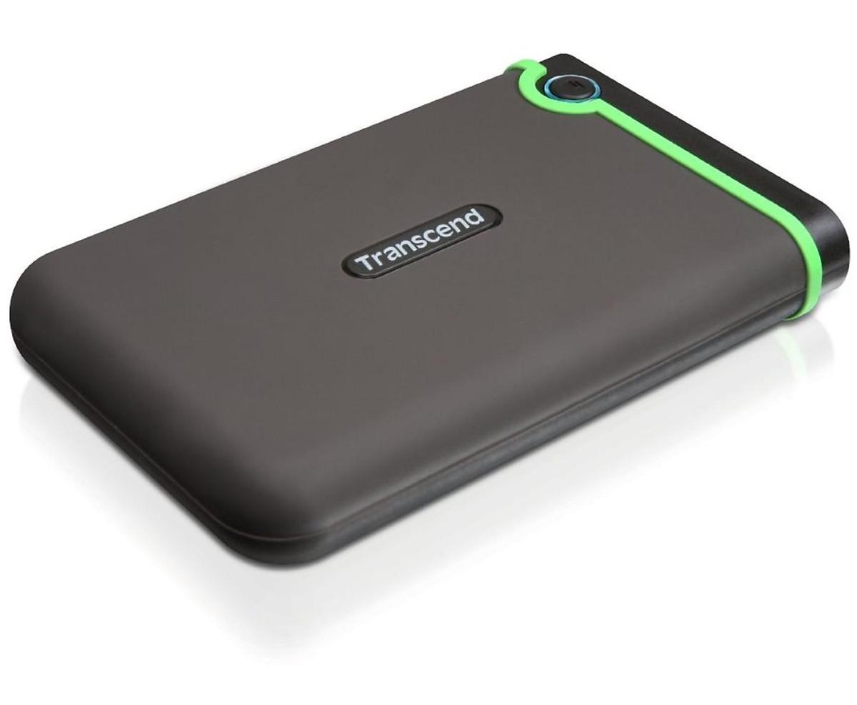 Ổ Cứng Di Động Transcend StoreJet M3S 1TB USB 3.0/3.1 - TS1TSJ25M3S - Hàng  Chính Hãng | Tiki