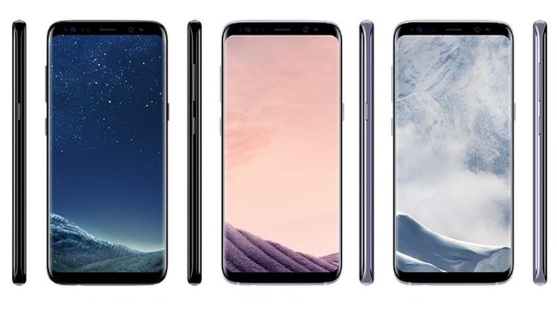 Samsung Galaxy S8/ S8 Plus