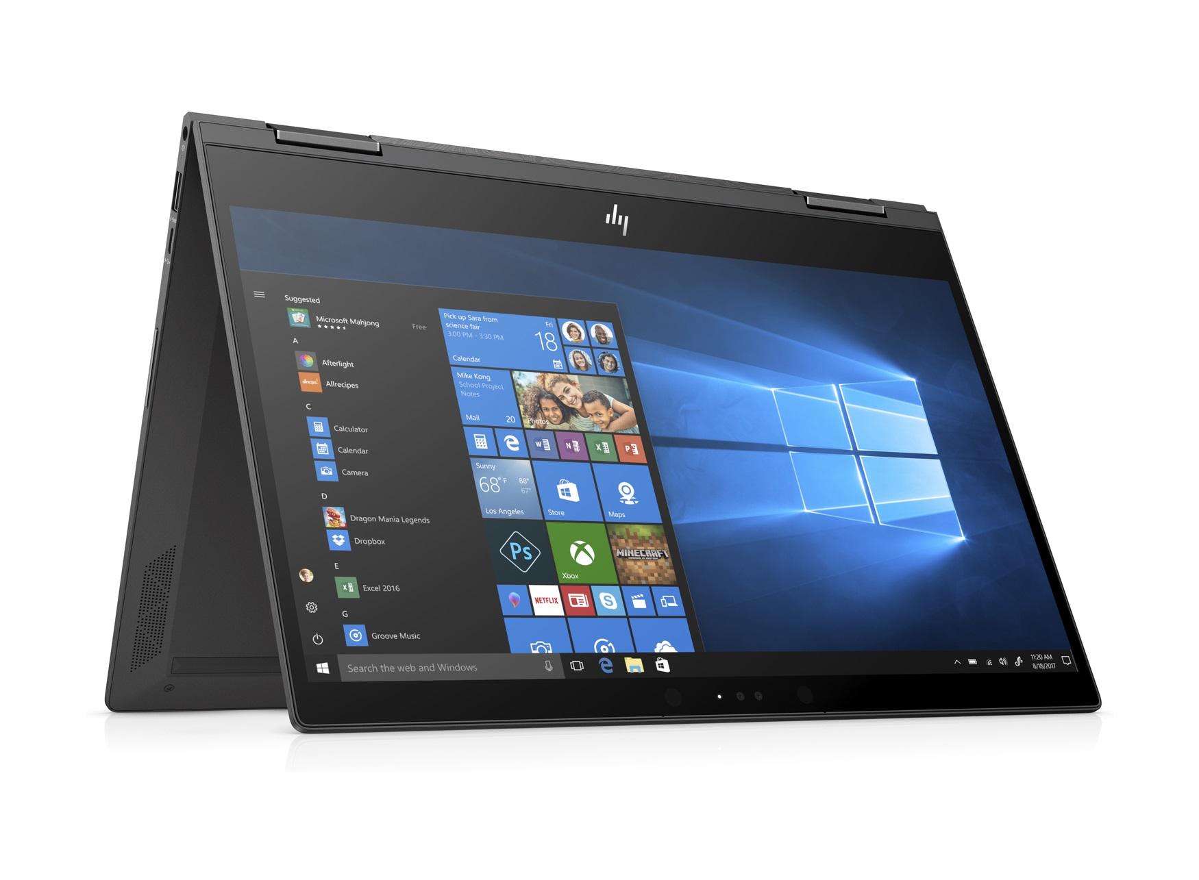 laptop nhỏ gọn Hp Envy X360