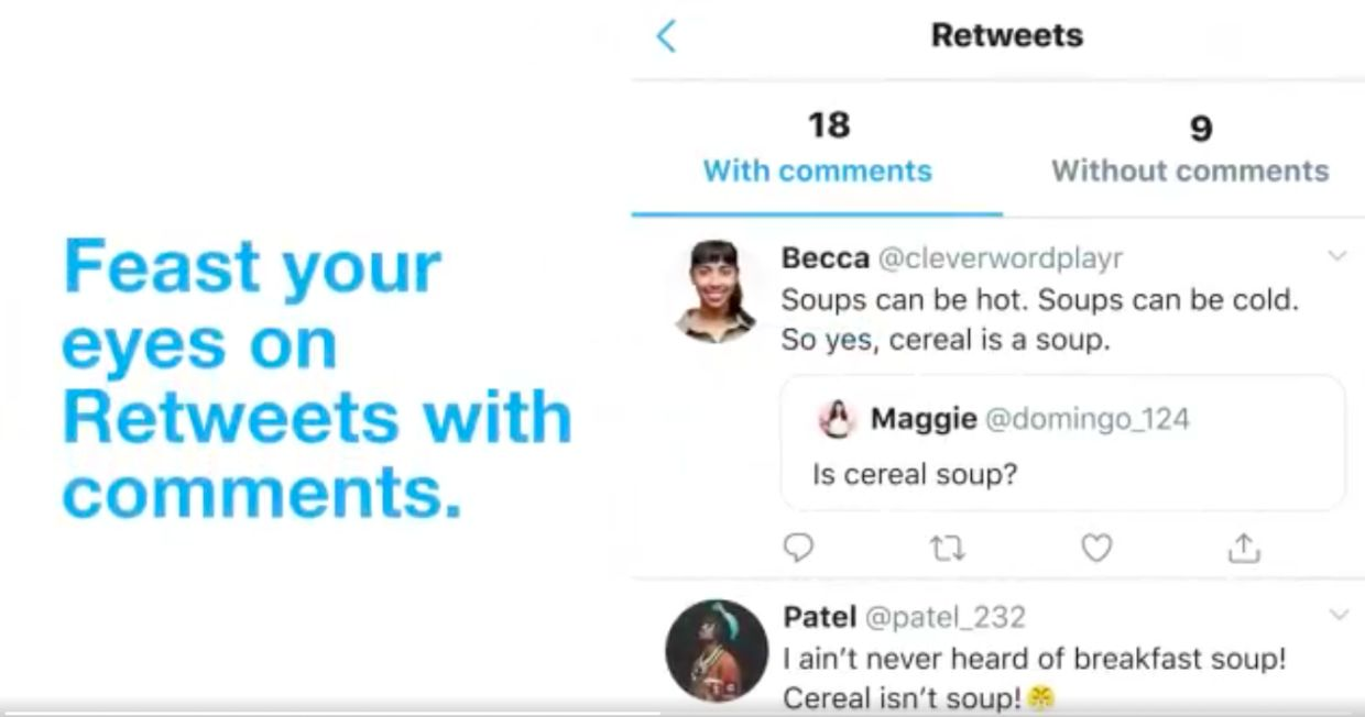 Twitter on iOS now shows Retweets with comments | The Star