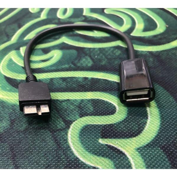 Cáp OTG cổng note - USB OTG Thương hiệu OEM | DiDongVietNam.com