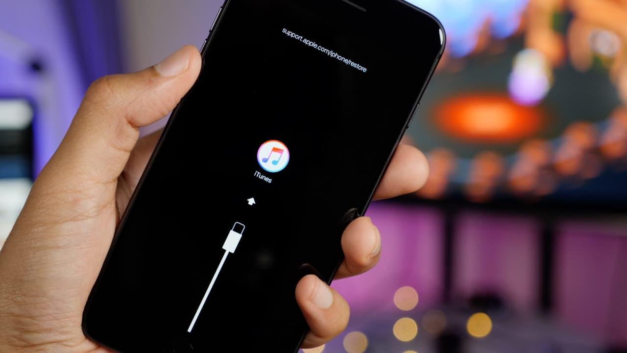 Hướng dẫn đưa iPhone iPad về chế độ DFU hoặc Recovery Mode