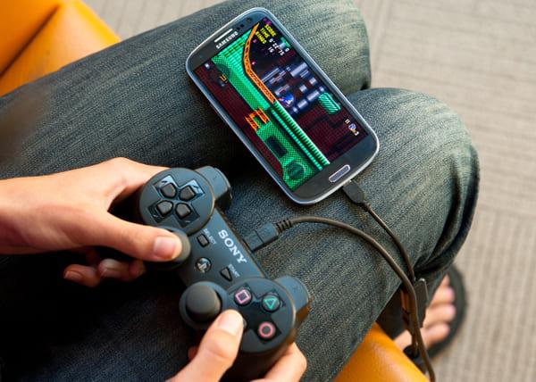 USB OTG gaming