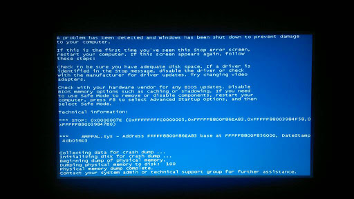 Các lỗi phần cứng thường gặp của máy tính | hocvienit.edu.vn