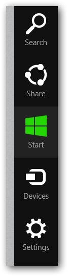 Nhấn Windows + C