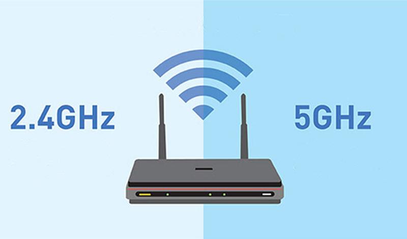 WiFi 5GHz là gì? Nên chọn mua Router WiFi băng tần 2.4GHz hay 5GHz?