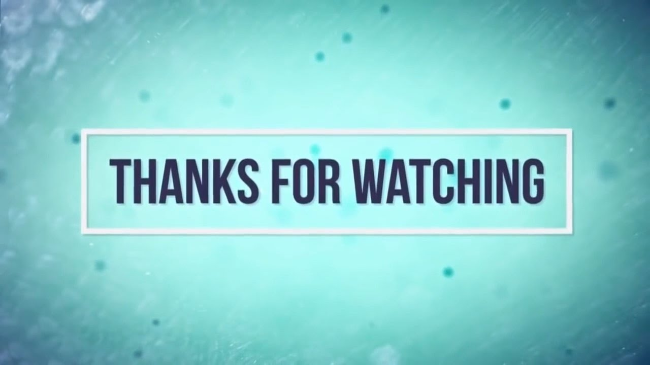 Thanks For Watching Outro | Subscribe | Like | Share | - YouTube