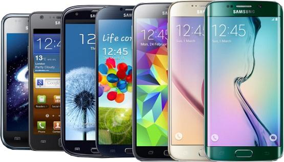Smart phone flagship trong nhiều phân khúc giá của Samsung