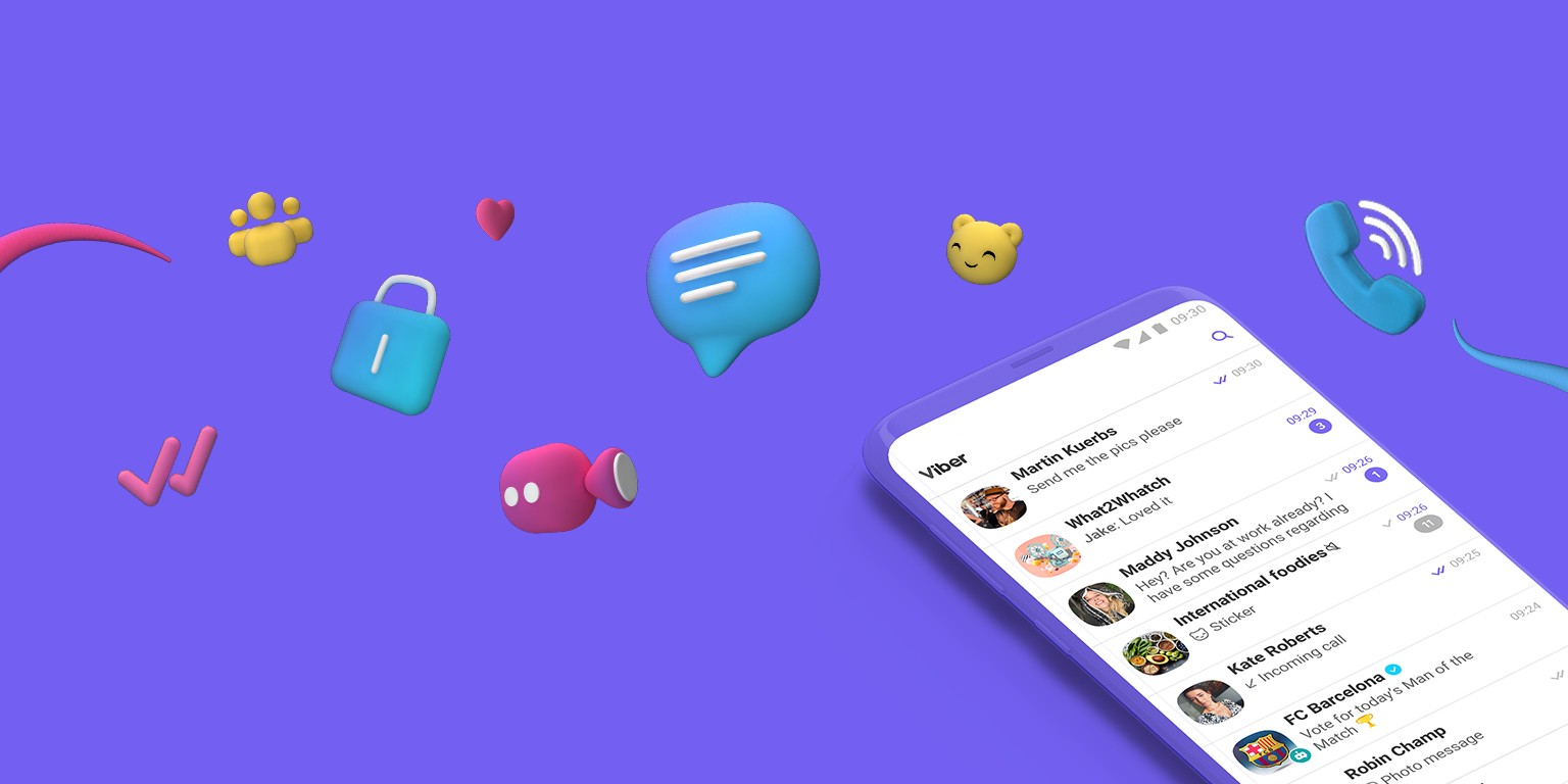 Viber Messaging - ABENLA