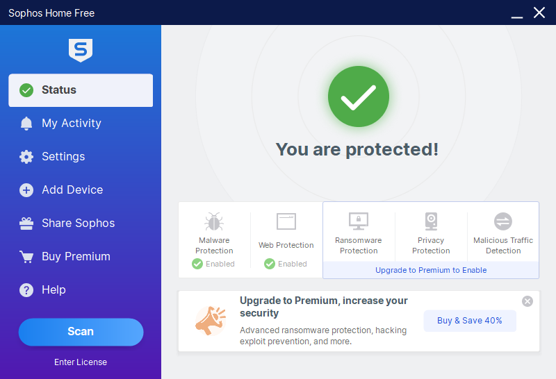 Sophos Home Free Review | PCMag