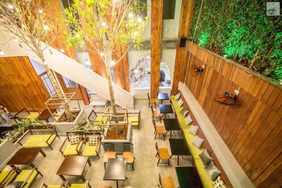 Fly Idea Cafe - Lê Hồng Phong - Cùng tìm quán cafe đẹp, chất ở Sài Gòn - Ghiền cafe
