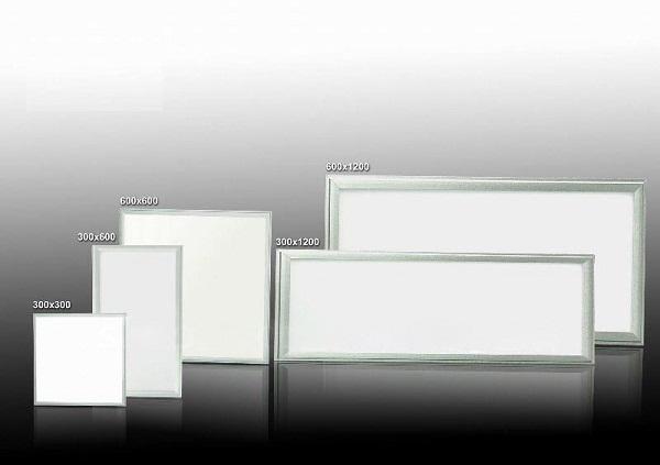 Một số kích thước đèn LED panel cho văn phòng phổ biến