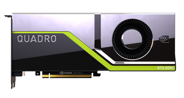 Nvidia Quadro RTX 8000 48GB GDDR6