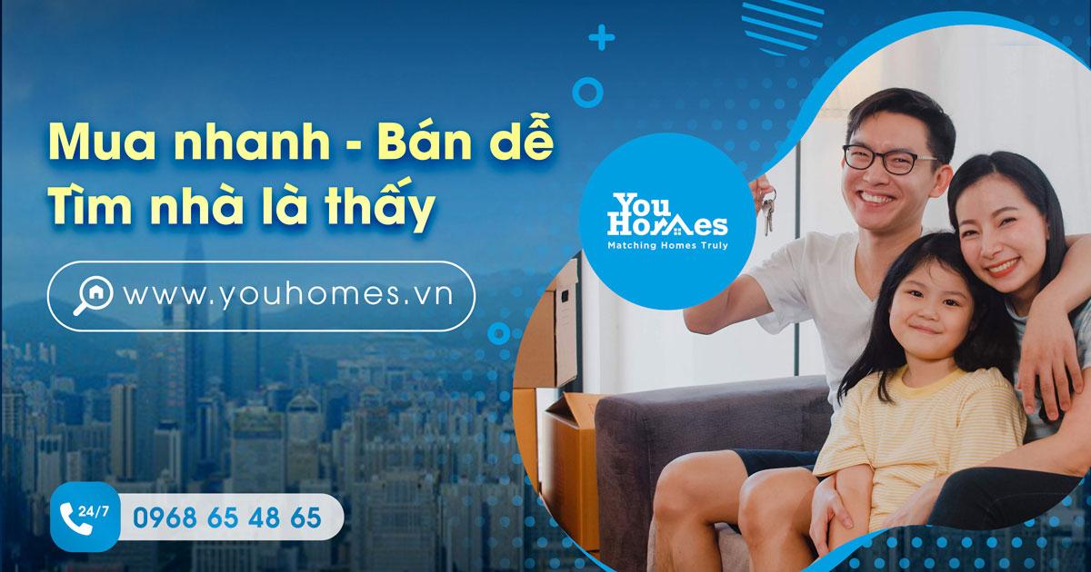 YouHomes.Vn - Tìm nhà là thấy