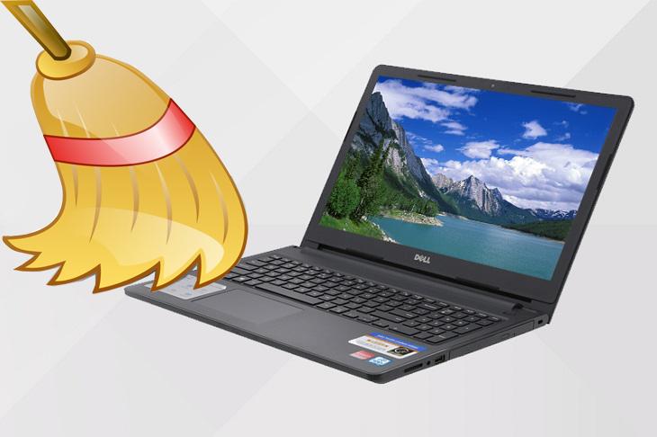 Tổng hợp các cách dọn rác máy tính/ laptop để máy chạy mượt hơn