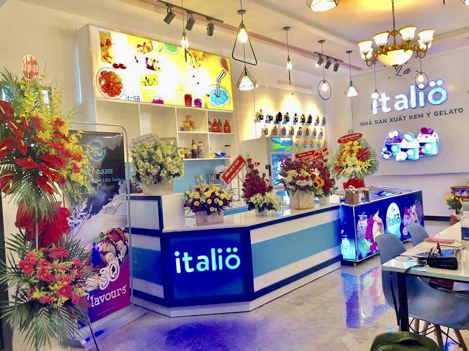 chia sẻ kinh nghiệm kinh doanh quán kem