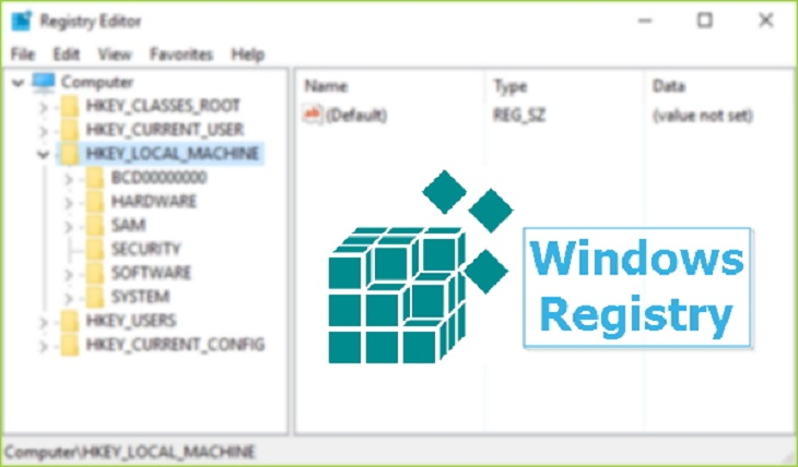 Windows Registry là gì
